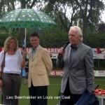Asser Boys G1 - Louis van Gaal en Leo Beenhakker