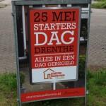 Startersmanifestatie Drenthe