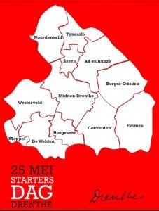 Startersmanifestatie Drenthe 2